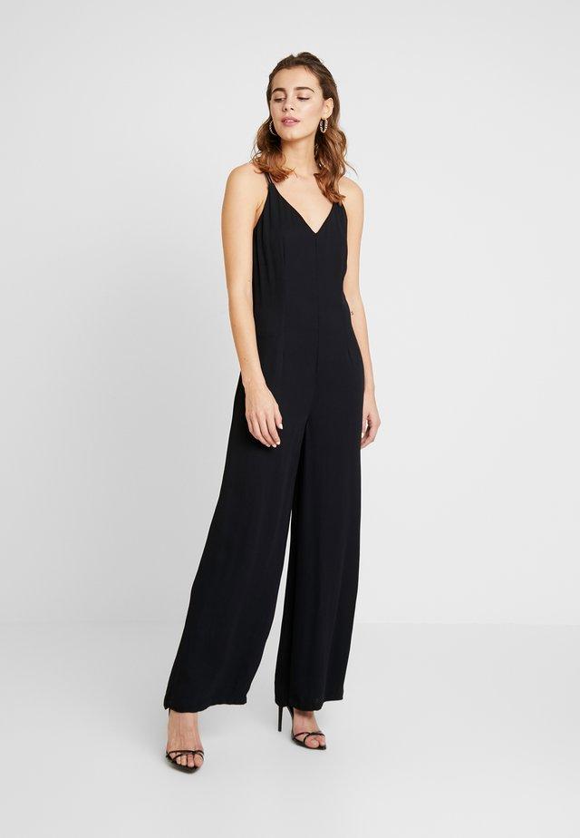 MANDULINE - Tuta jumpsuit - black