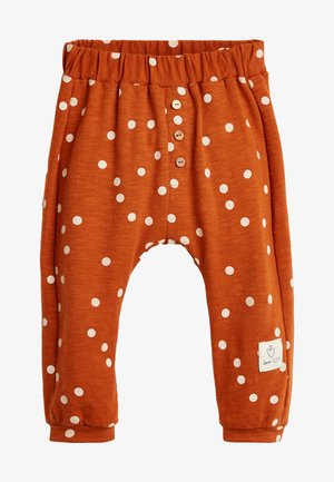 GINGER SPOT TREGGINGS (3MTHS-7YRS) - Tracksuit bottoms - brown