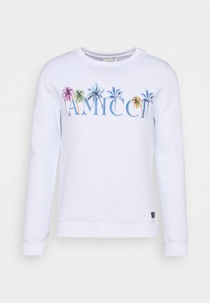POROTFINO - Sweatshirt - white