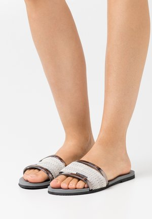 YOU TRANCOSO PREMIUM - Mules - steel grey