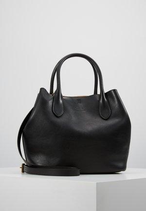 VACHETTA OPEN TOTE - Handtasche - black