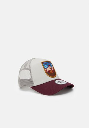 OUTDOOR 940 AFRAME TRUCKER - Kšiltovka - maroon