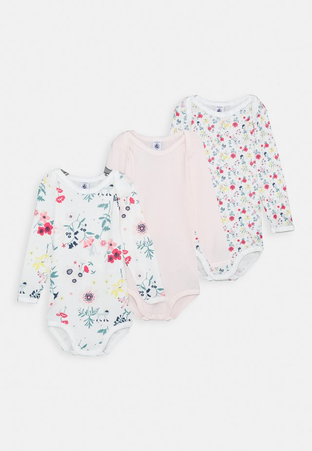 3 PACK - Body - multicoloured/pink