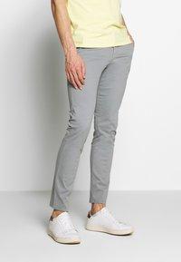 NN07 - JOE - Trousers - medium grey - 0