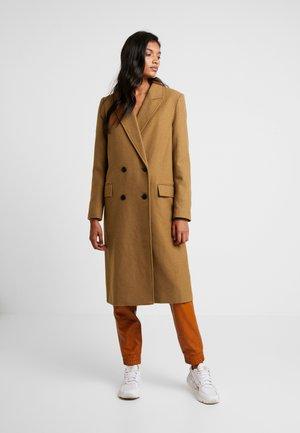 IBI COAT - Classic coat - camel