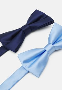 Pier One - 2 PACK - Bow tie - dark blue/light blue - 2