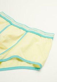 Intimissimi - Pants - giallo/azzurro skipper - 4