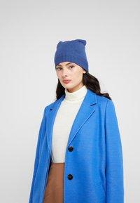 BOSS - BEANIE BASIC - Bonnet - open blue - 3