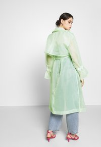 Who What Wear - Trenchcoat - pale mint - 2