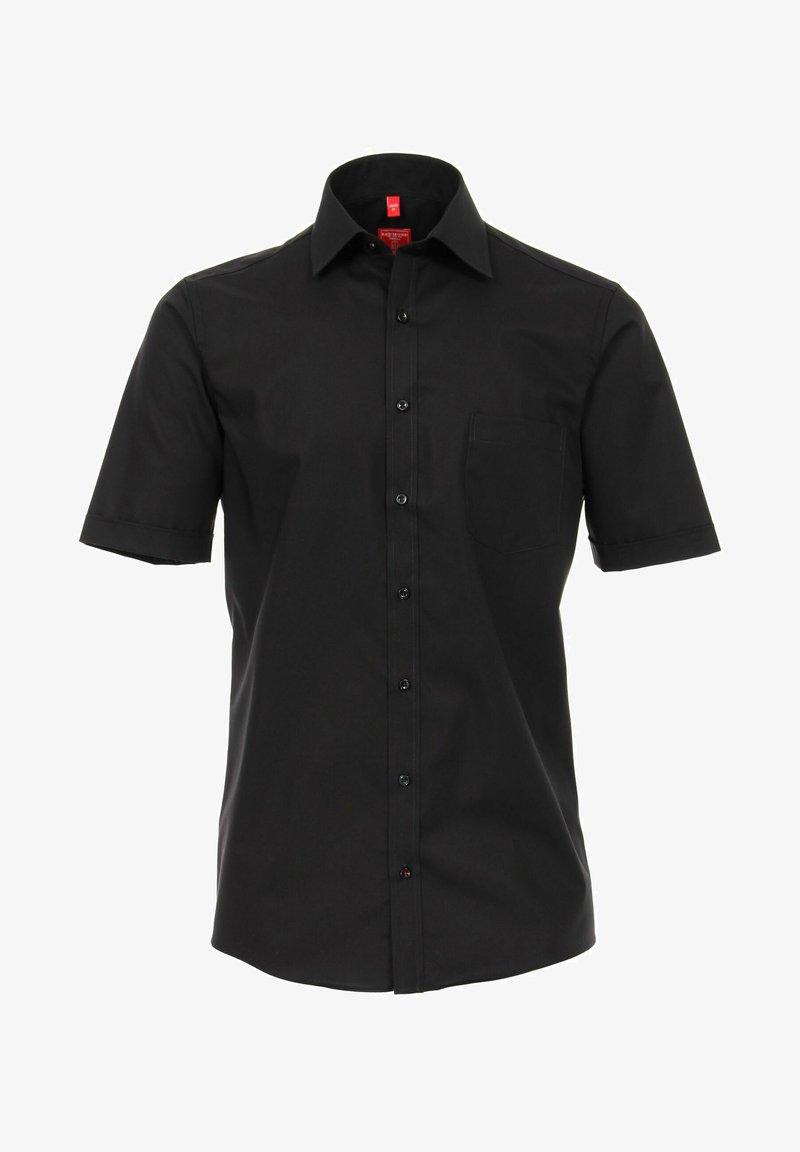 Redmond - REGULAR FIT - Formal shirt - schwarz