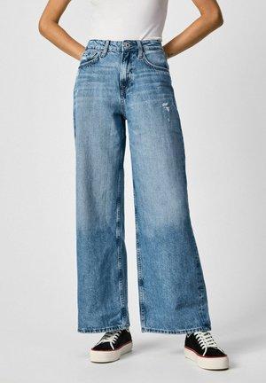 FAITH - Široké džíny - denim