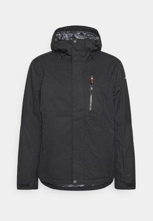 ICEPEAK CAPOT - Ski jas - black