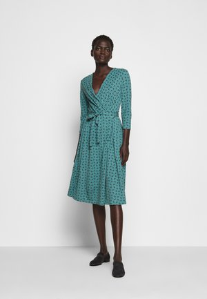 OXIRIA - Žerzejové šaty - gruen