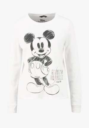Disney Mickey Mouse - Sweater - offwhite