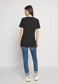 adidas Originals - TEE - Print T-shirt - black - 2
