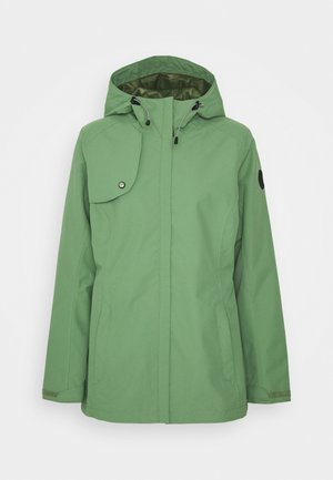 ANIAK - Outdoor jacket - antique green
