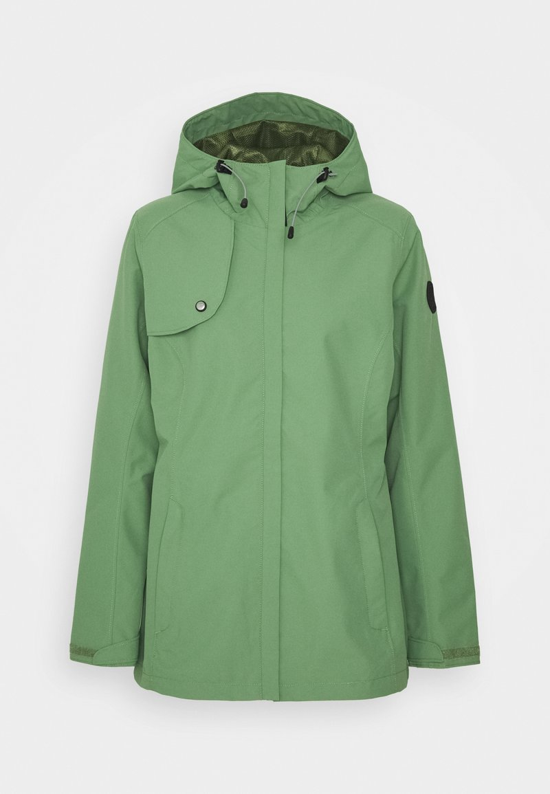 Icepeak - ANIAK - Outdoor jacket - antique green
