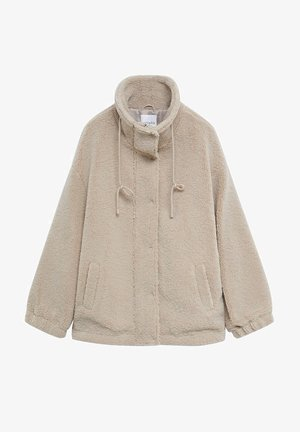 BORY - Short coat - marron moyen