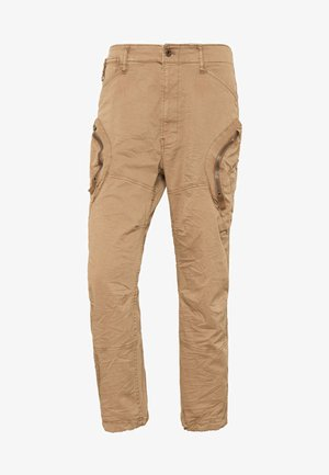 Rovic 3D Airforce Relaxed  - Cargobroek - brown