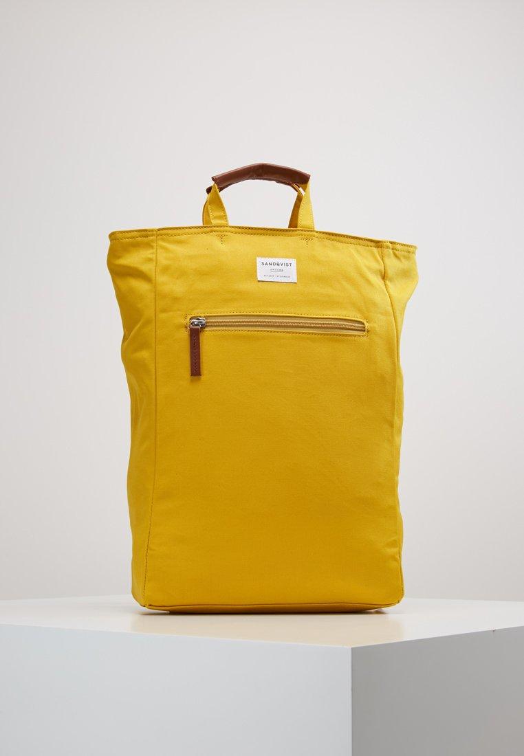 Sandqvist - TONY - Rucksack - yellow