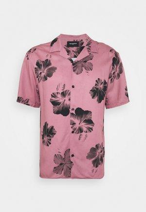 Skjorta - pink/black