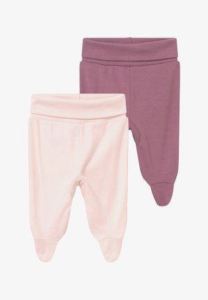 2 PACK - Bukser - light pink