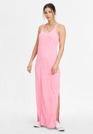 Maxi dress - rosa shocking