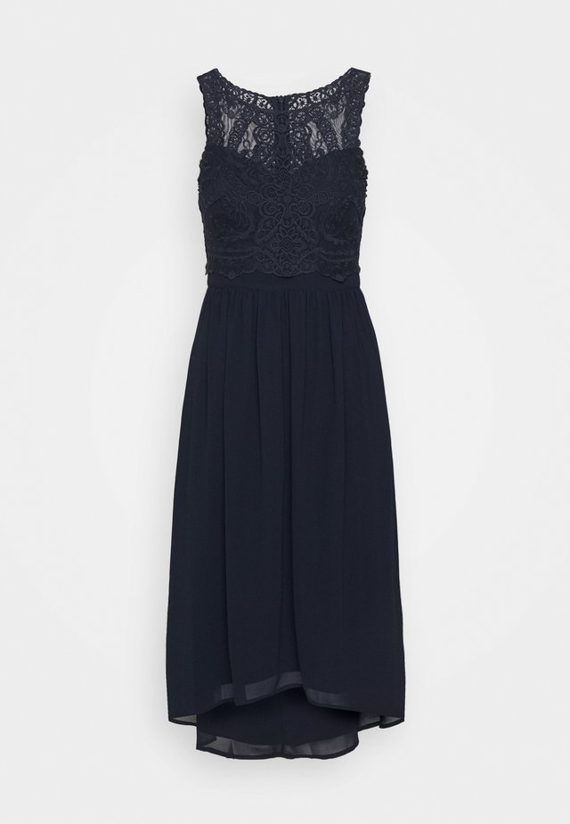 LUX FLUID - Cocktail dress / Party dress - navy