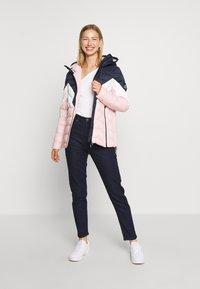 Afends - BLONDIES - Slim fit jeans - indigo rinse - 1