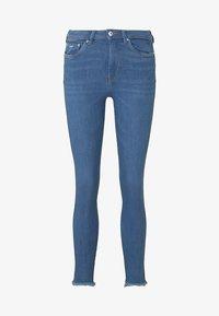 TOM TAILOR DENIM - Jeans Skinny Fit - azure blue denim - 5