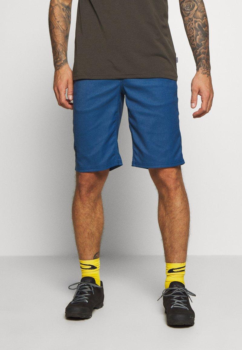 ION - BIKESHORTS SEEK - Sports shorts - ocean blue