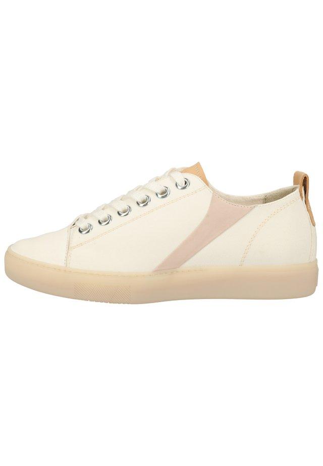 PAUL GREEN SNEAKER - Sneakersy niskie - weiß/rosé 26
