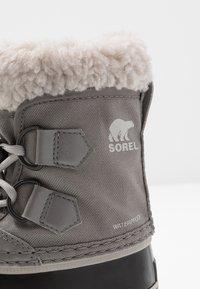 Sorel - YOOT PAC - Winter boots - quarry/dove - 2