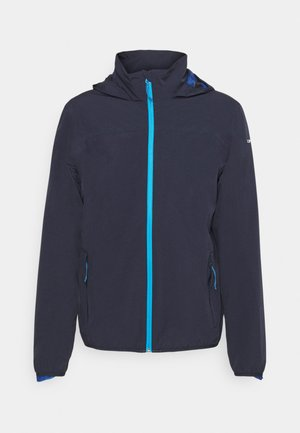 BASCO - Outdoor jacket - dark blue
