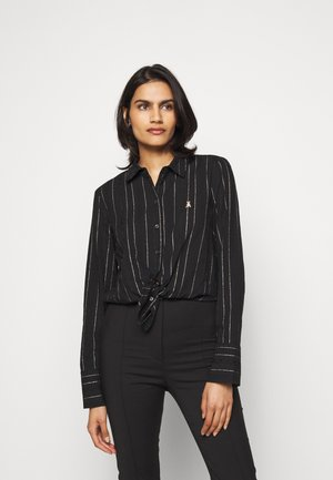 FLY BLOUSE - Blouse - black