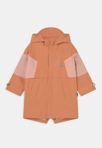 Gosoaky - DESERT FOX UNISEX - Waterproof jacket - terra cotta/evening pink - 0