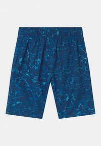 Abercrombie & Fitch - BOARD WATER REFLECTION - Swimming shorts - blue - 1