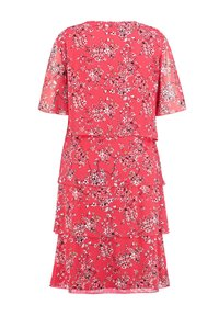 Samoon - Day dress - red - 4