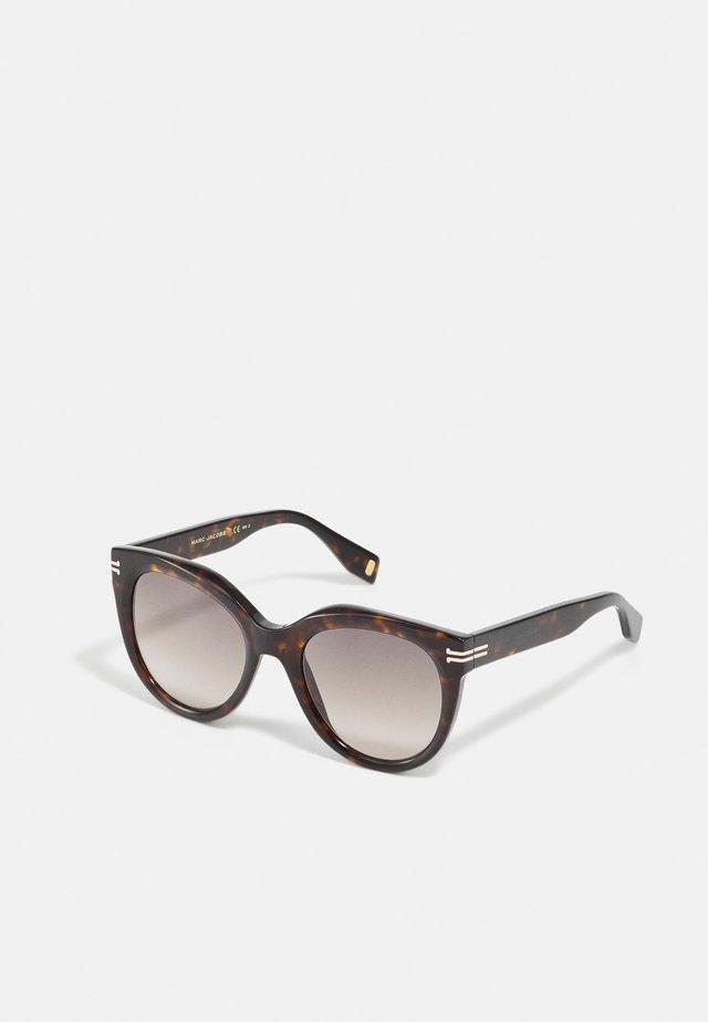 Sunglasses - brown havana
