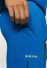 Burton - Calzoncillo largo - blue/black - 4