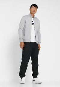 Lacoste Sport - JACKET - Mikina na zip - silver chine - 1