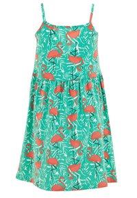 DeFacto - SUMMER - Jersey dress - green - 1
