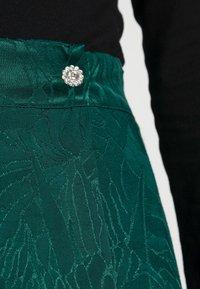 NAF NAF - LAPOUSSIERE - Jupe longue - lapoussiere vert - 4