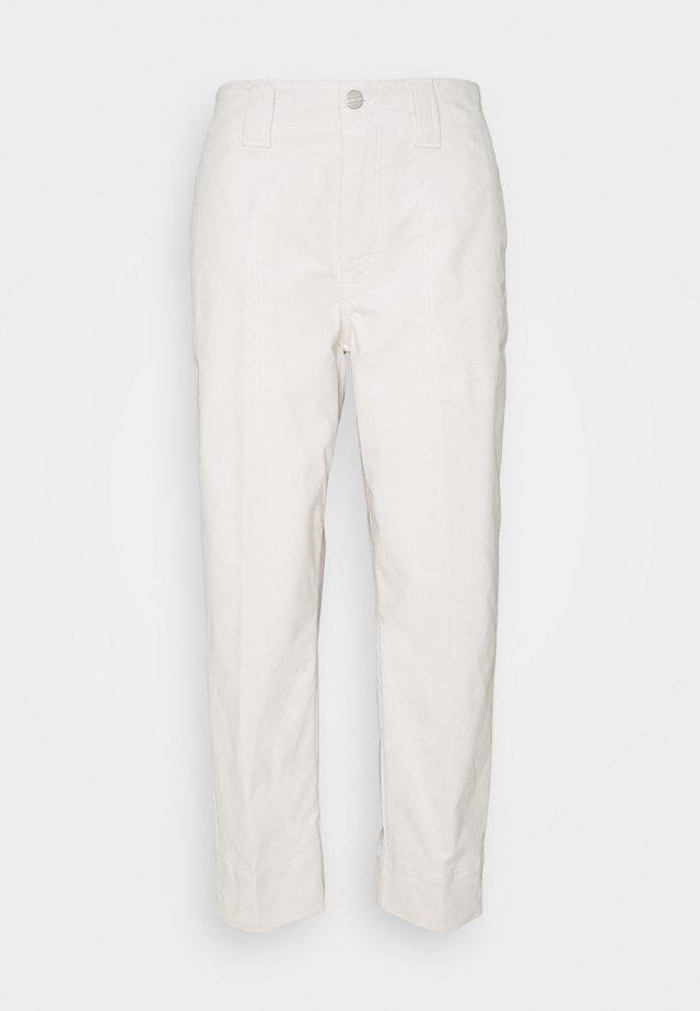 JOSY - Chinos - linen white