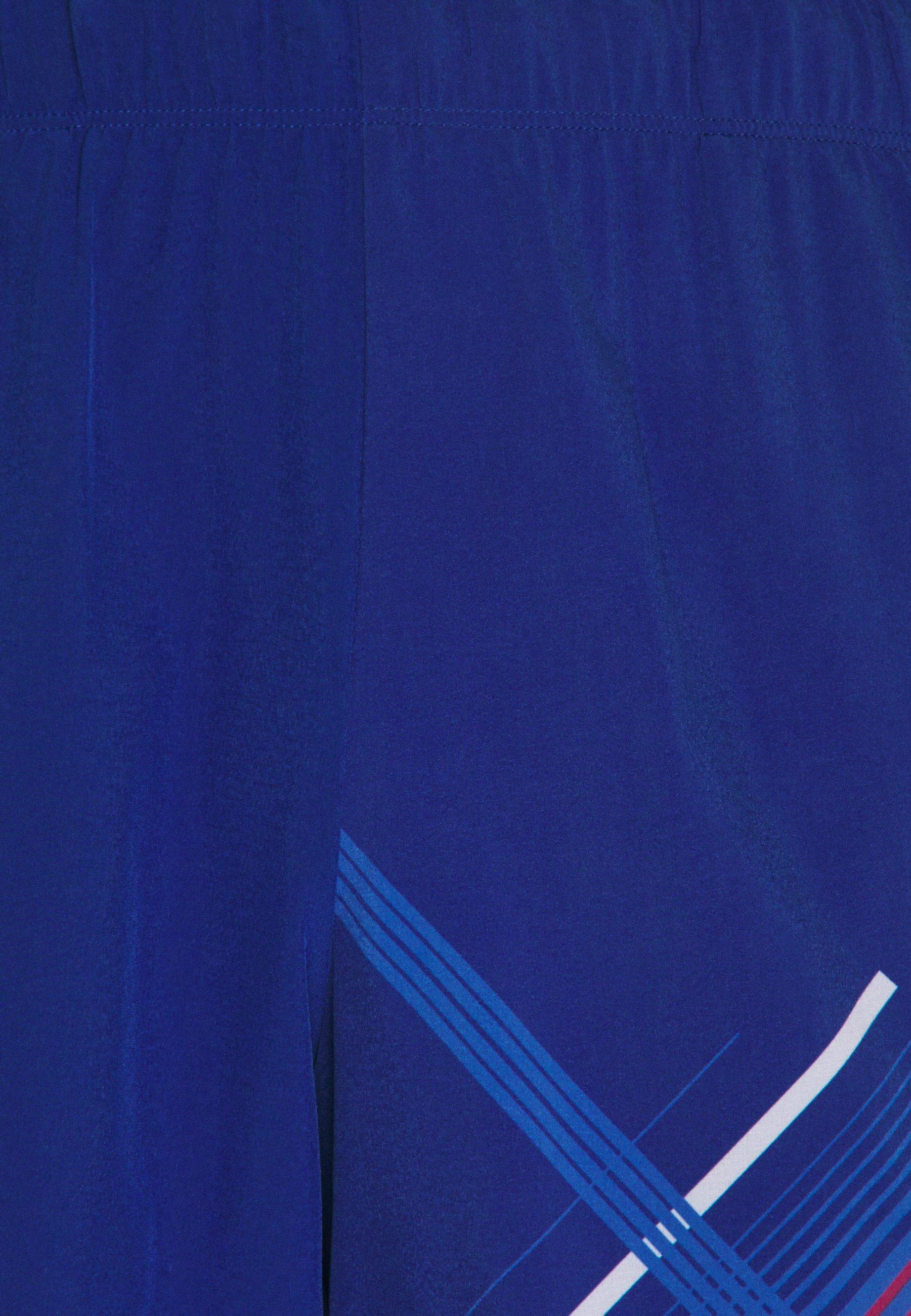 Oficial Ropa de hombre Mizuno AMPLIFY Pantalón corto de deporte mazarine blue Tv55AW