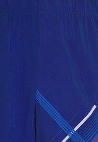 Mizuno - AMPLIFY - Korte broeken - mazarine blue - 2