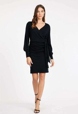 AGATHE - Shift dress - black/noir
