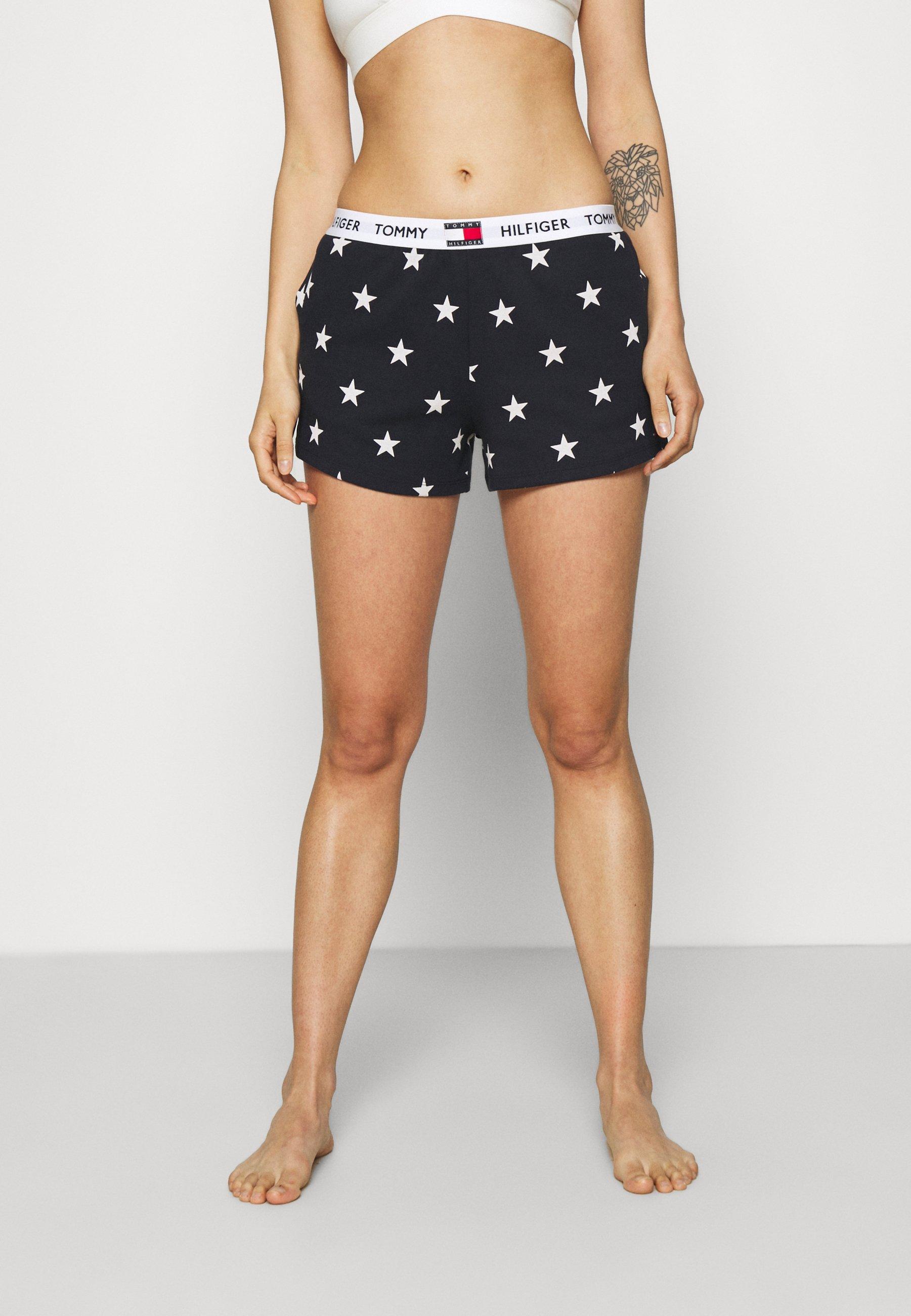Women TRACK SHORT PRINT - Pyjama bottoms