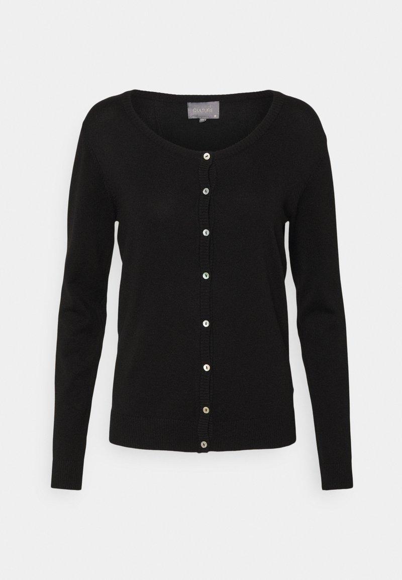 Culture - ANNEMARIE - Vest - black