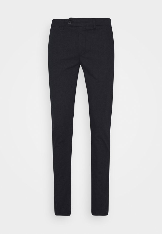 PANT SKINNY BRYAN - Trousers - dark blue